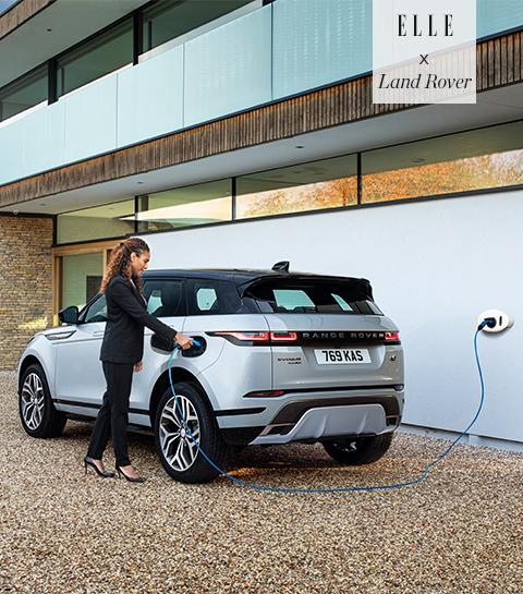 Chic et séduisant : le nouveau SUV Range Rover hybride rechargeable