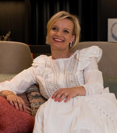 La fille du vendredi : Céline Roelens, créatrice de bijoux précieux et authentiques