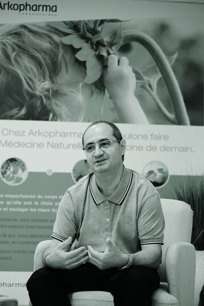 Fabrice Maurice arkopharma