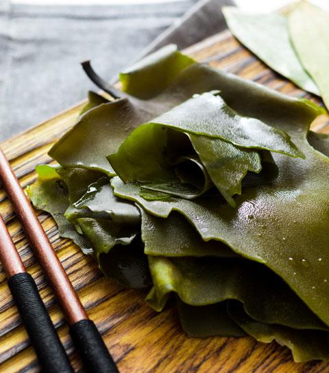 kombu algues