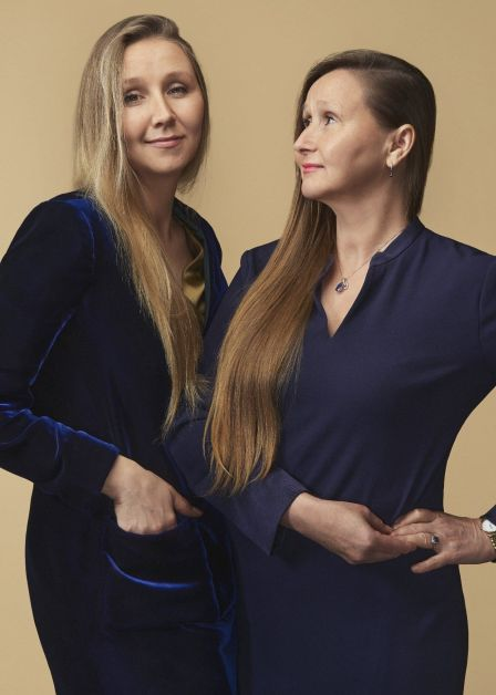 Rinata et Gulnara, fondatrices de L'Arin