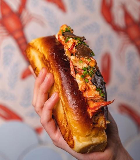 3 adresses pour déguster des lobster rolls à Bruxelles