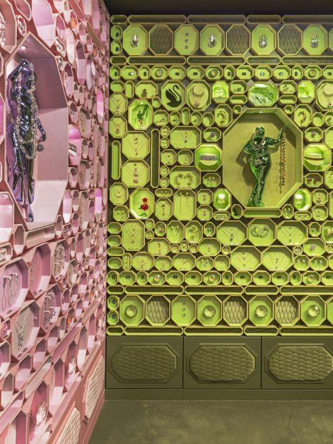 Swarovski nous en met plein la vue avec sa nouvelle boutique parisienne - 3