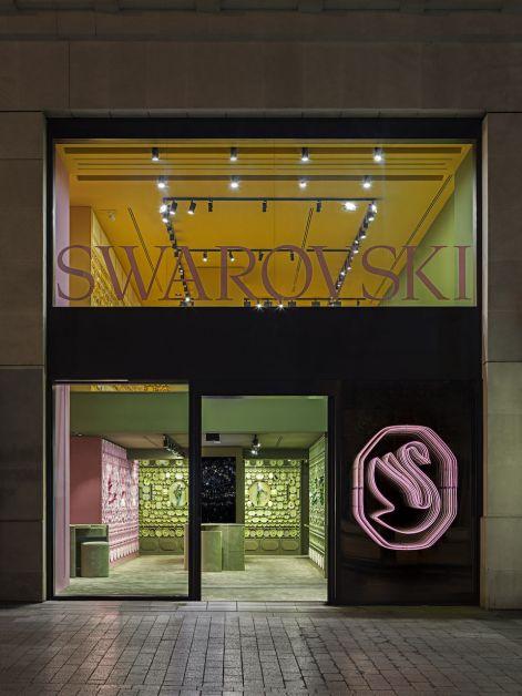 Swarovski nous en met plein la vue avec sa nouvelle boutique parisienne - 1