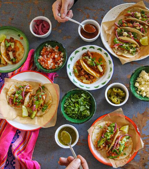 La street-food mexicaine s'invite à Bruxelles