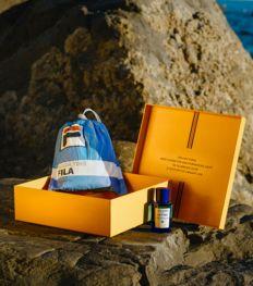 Acqua Di Parma x Fila: le coffret qui annonce les vacances