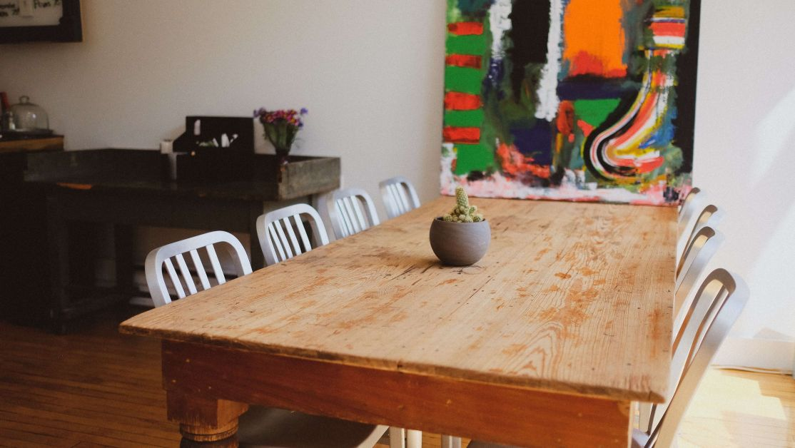 Le pied de table idéal pour votre table à manger. - 2