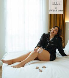 La bonne dose de « Body confidence » avec Yasmine Gherbi