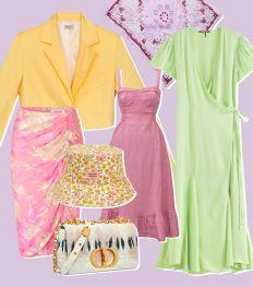 Tendance pastel : les plus belles pièces à shopper dès maintenant