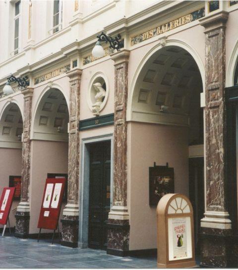 Théâtre Royal des Galeries : un lieu culturel d'exception