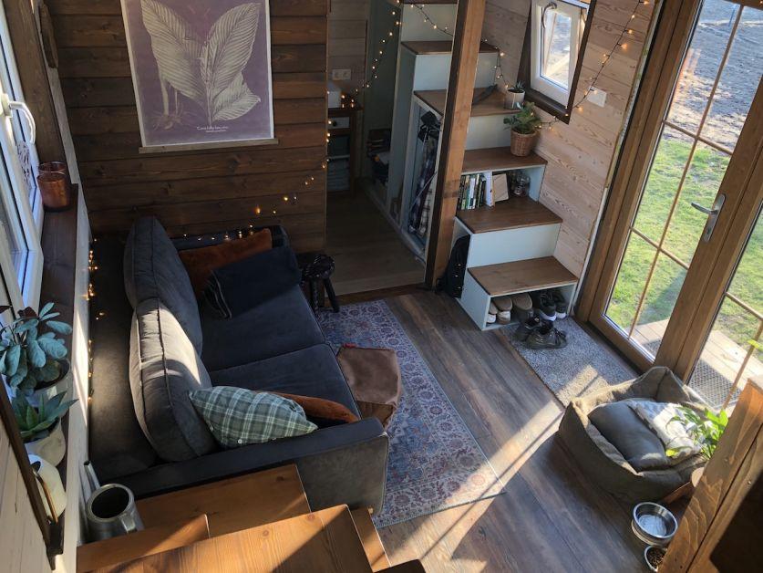 Tiny house en Belgique