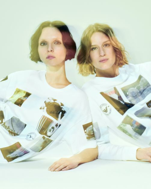 T-shirt Emporio Armani collection ICON
