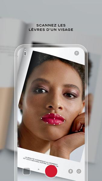 Lipscanner : une appli beauté annonciatrice du meilleur - 2