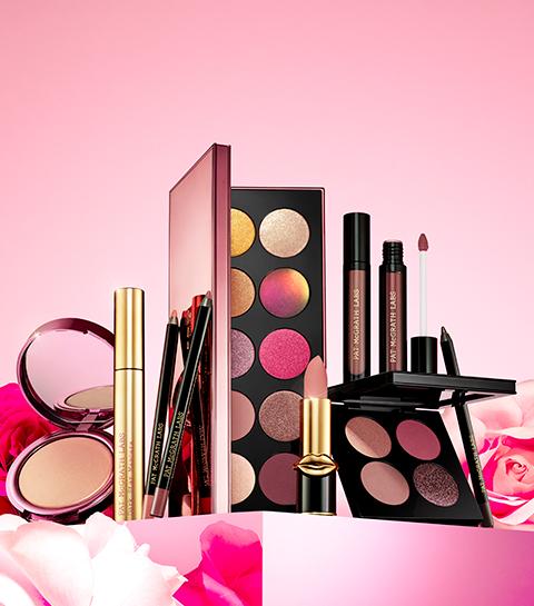 6 marques de maquillage dispo en exclusivité en Belgique