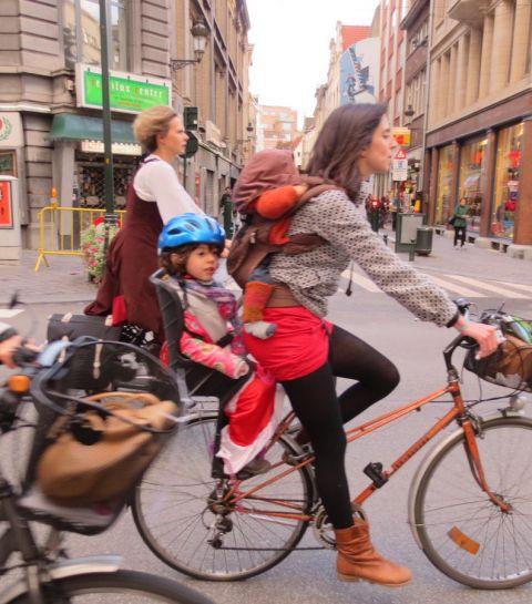 Le vélo est-il le nouvel outil d'émancipation des femmes ?