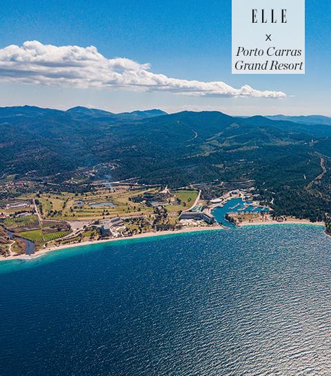 On adore décompresser à 100% sous le soleil grec au Porto Carras Grand Resort