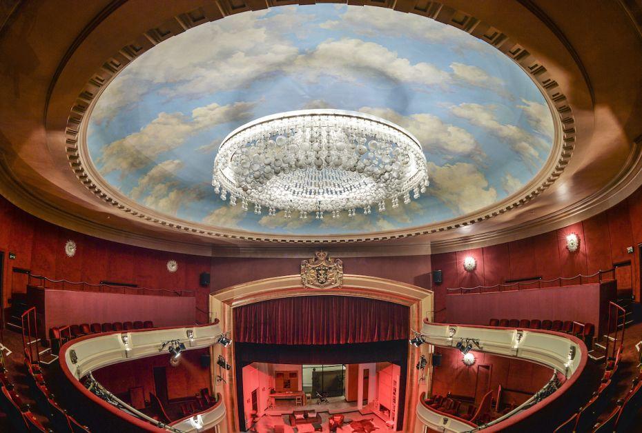 Salle de Théâtre Bruxelles