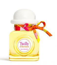 Eau Ginger : la nouvelle déclinaison addictive de Twilly d'Hermès