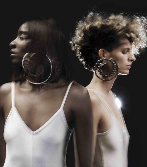 """L'exposition """"Activewear"""" avec Élodie Ouédraogo et Olivia Borlée au musée de la Mode de Hasselt"""