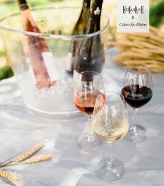Tentez votre chance de participer à un workshop Côtes du Rhône