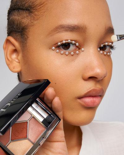 CollectionCroisière 2022, Dior Show Backstage -Maquillage: créé et réalisépar Peter Philips