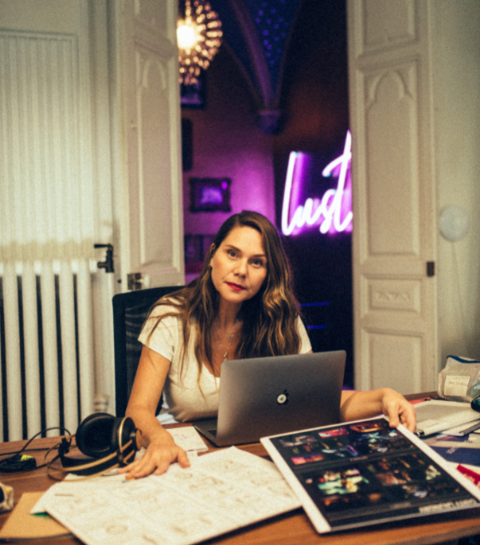 Erika Lust : la première femme d'affaires à proposer une pause masturbation