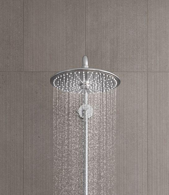 Make a splash Euphoria Shower System