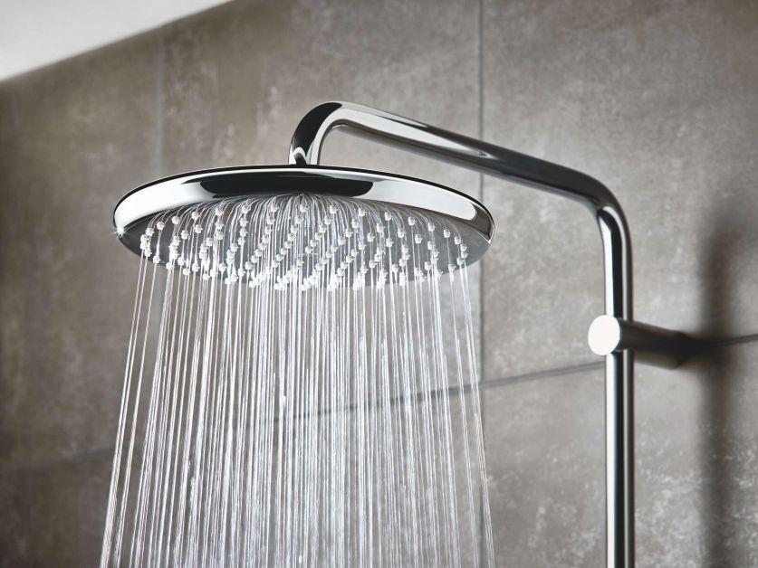 Make a splash Tempesta 250 Shower System