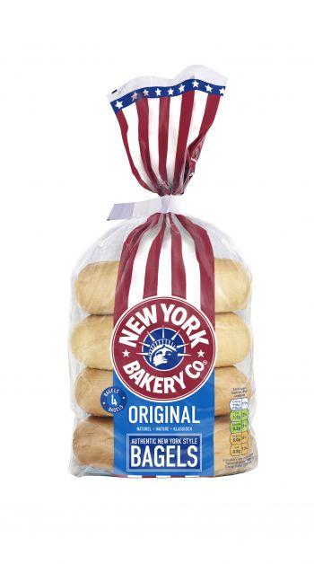 The New York Bakery Co. original bagels