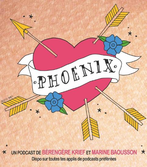 """""""Phoenix"""" : Le podcast ultime pour se remettre d'une rupture"""