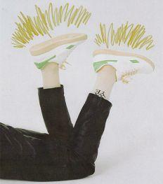 SAYE lance des sneakers faites de maïs et de bambou