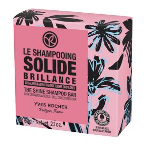Le Shampoing solide brillance