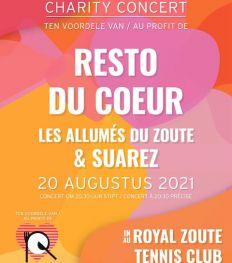 Les Restos du Coeur débarquent à la Côte belge