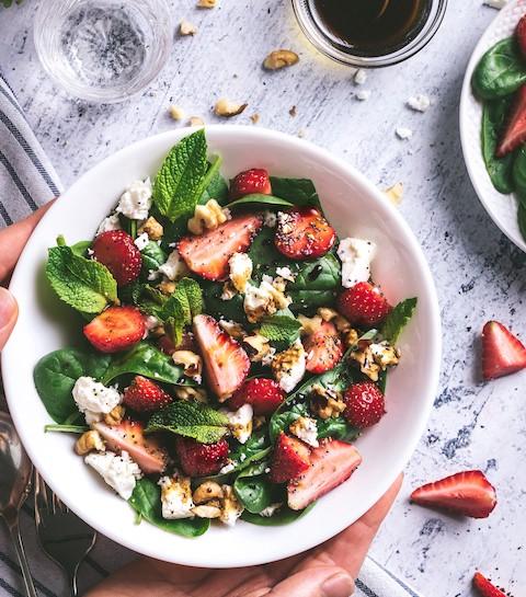 Salad bars : 6 adresses à tester absolument cet été à Bruxelles
