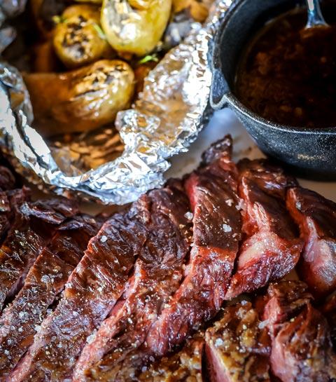 recettes barbecue