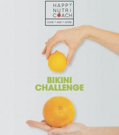 On a testé : le bikini challenge d'Happy Nutri Coach
