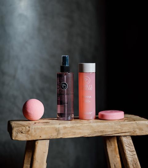 Bubbles at Home : la marque belge de cosmétiques inspirée de la nature