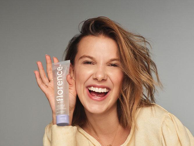 La star Mille Bobbie Brown lance sa marque de produits de beauté.