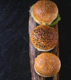 3 recettes de burger light mais gourmand