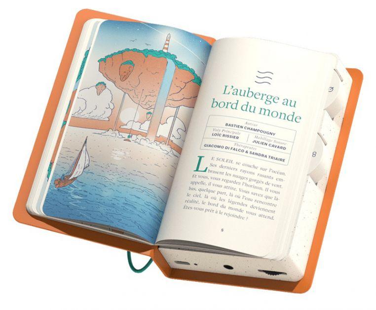 HoomBook, le livre audio d'aide au sommeil