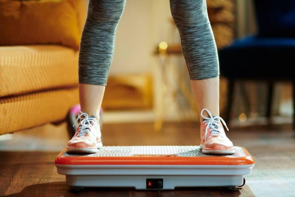 plateforme vibrante sport perte de poids vibroshaper