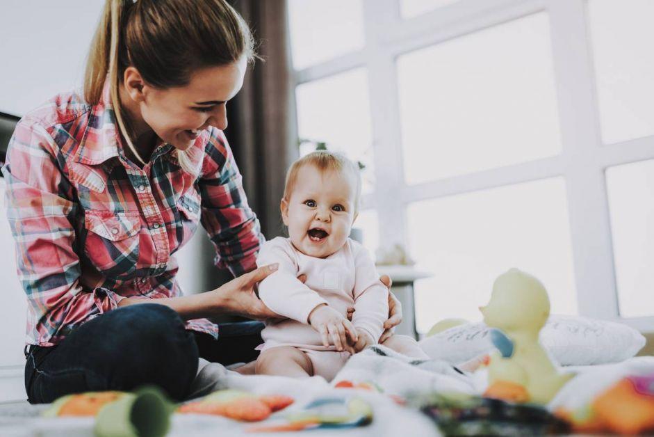 garde d'enfants nounou à domicile