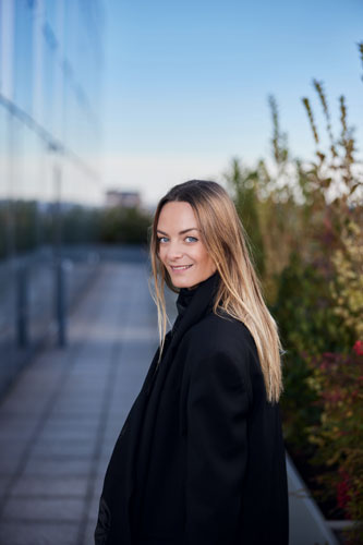 Virginie Courtin-Clarins, directrice générale déléguée et directrice du pôle RSE (responsabilité sociétale des entreprises)