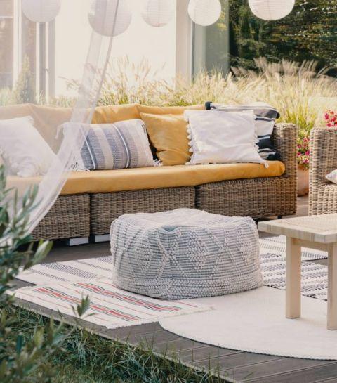Créer un espace de jardin cocooning