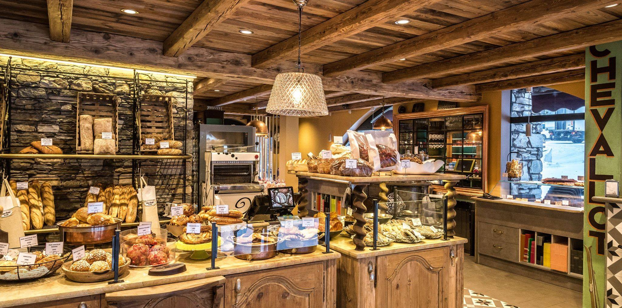 Boulangerie de Patrick Chevallot