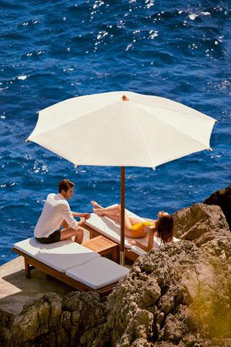 Les meilleures adresses d'Acqua di Parma à Capri.