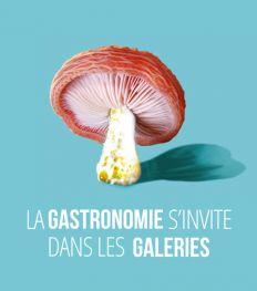 ART&FOOD : quand la gastronomie s'invite dans les galeries bruxelloises