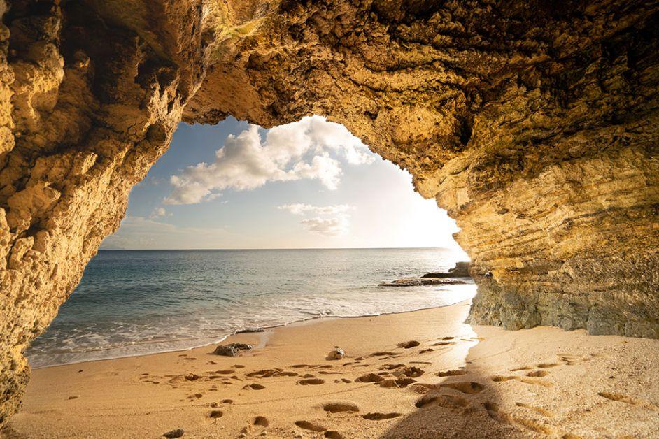 Cupecoy Beach Sint Maarten