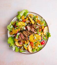 Nos 3 recettes de salade d'été préférées