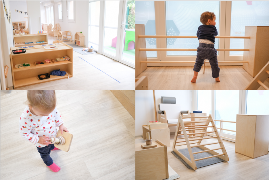 Crèches Montessori